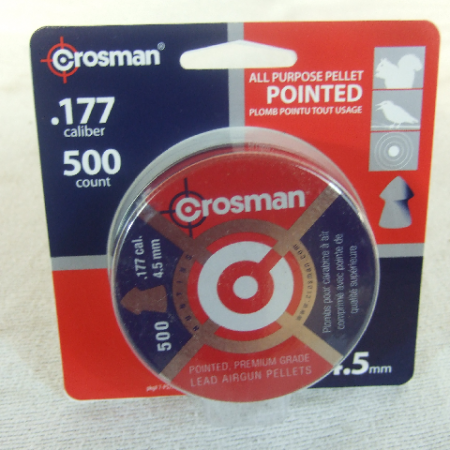177 All Purpose Pointed 7-P577-511