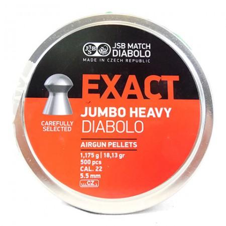 JSB Heavy D 500ct