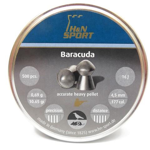 H&N Sport Baracuda Pellets   .177 caliber