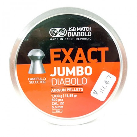 JSB Jumbo Diabolo