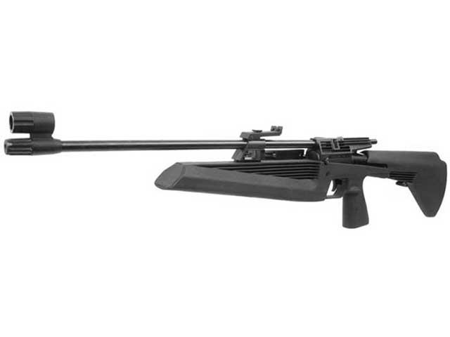 Baikal IZH 61 Multi Shot Air Rifle