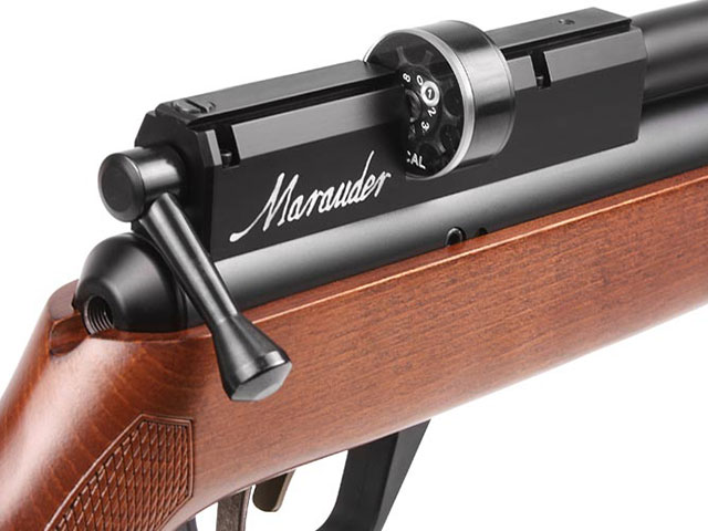 Benjamin Marauder Wood Stock