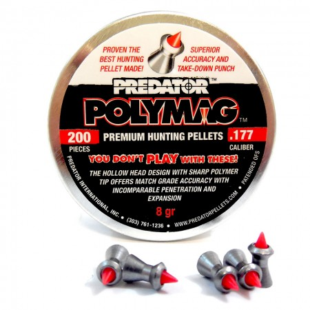 Predator Polymag .177