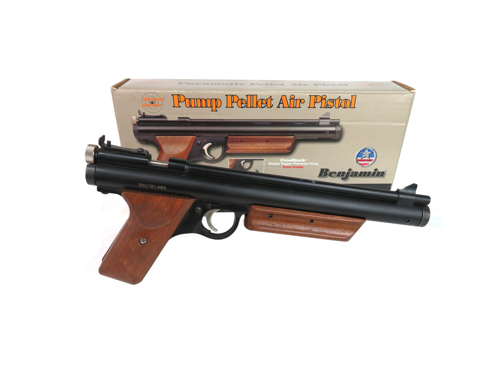 Benjamin H9A Pellet Pistol