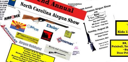 2016 Airgun Shows