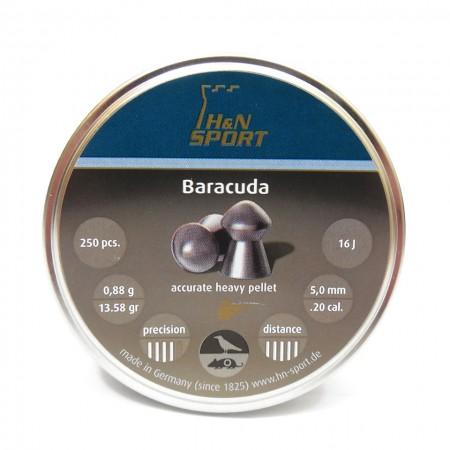 H&N Sport Baracuda Pellets | .20 caliber
