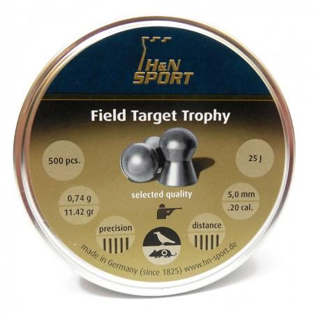 H&N Sport Field Target Trophy Pellets | .20 caliber
