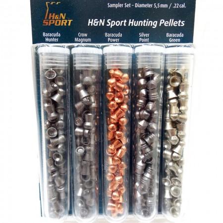 H&N .22 sampler