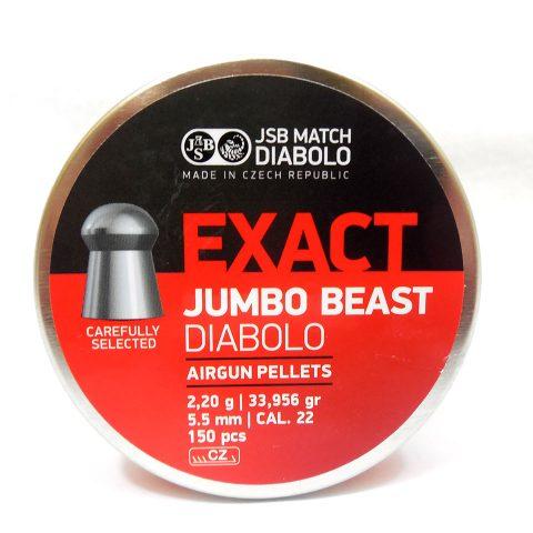 JSB Exact Jumbo Beast
