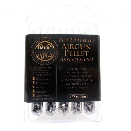 RWS Airgun Pellet Assortment