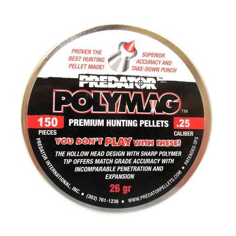 Predator Polymag .25