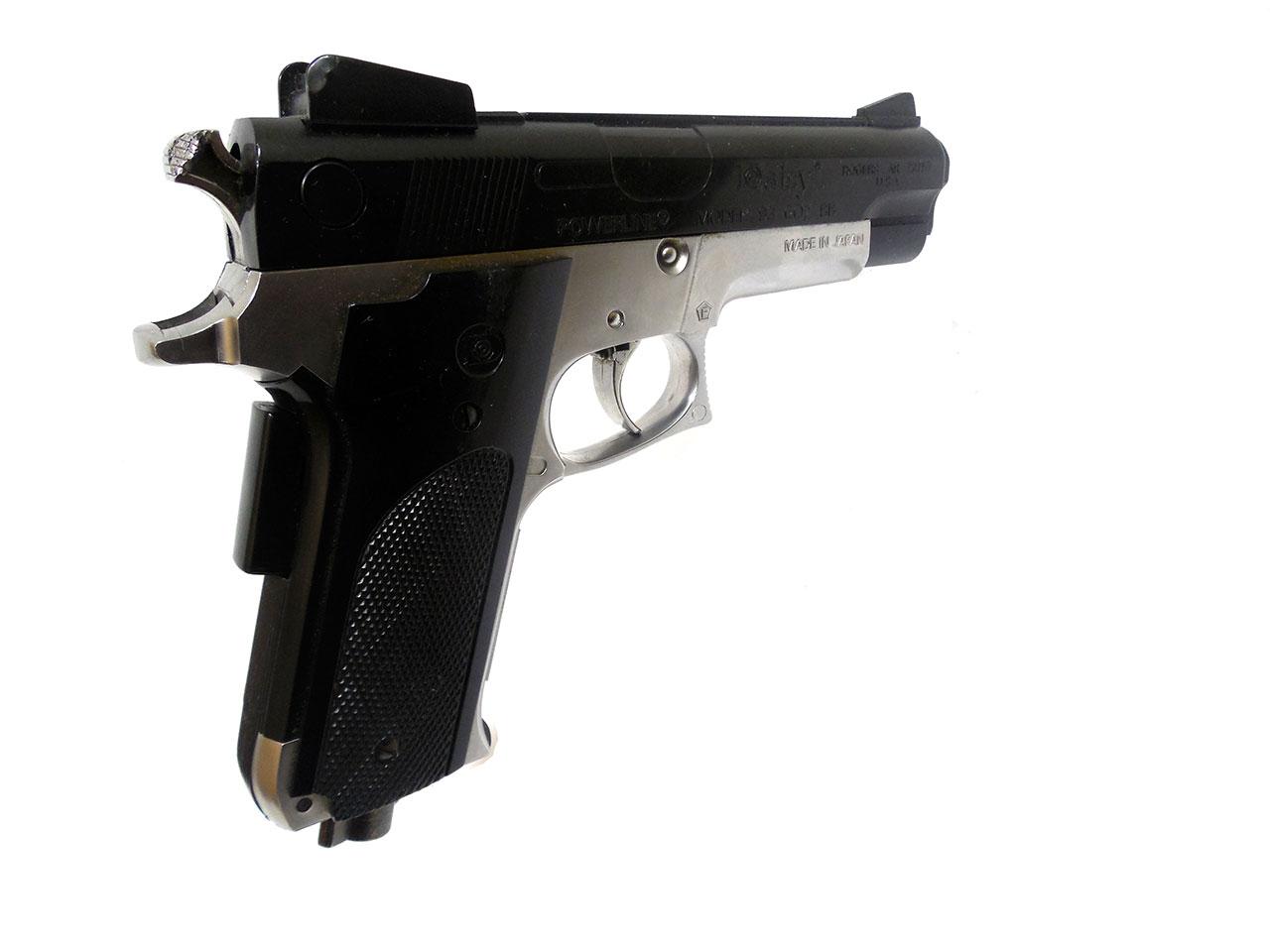 Baker Auto Sales >> Daisy Powerline 93 CO2 BB Pistol | SKU 6106 - Baker Airguns