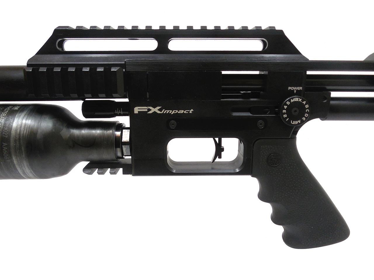 FX Impact Black With Telescoping Shroud