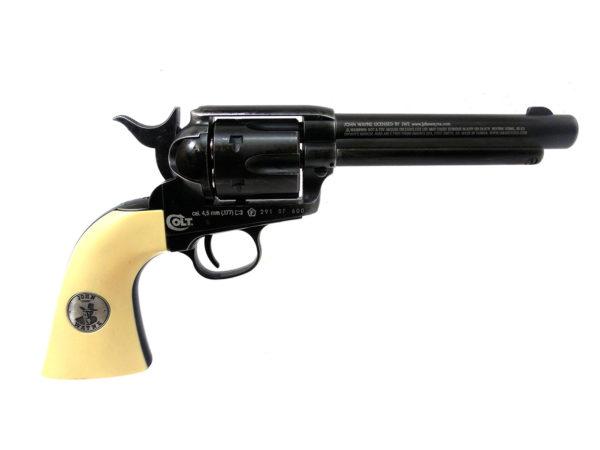 Limited Edition Duke Colt Shootist Weathered Finish CO2 Pellet Pistol