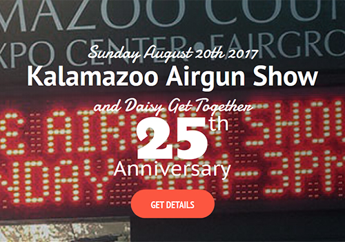 Kalamazoo Airgun Show and Daisy Get Together