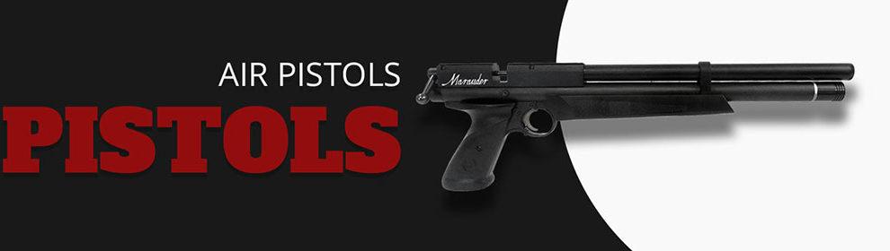 Airguns - Air Pistols