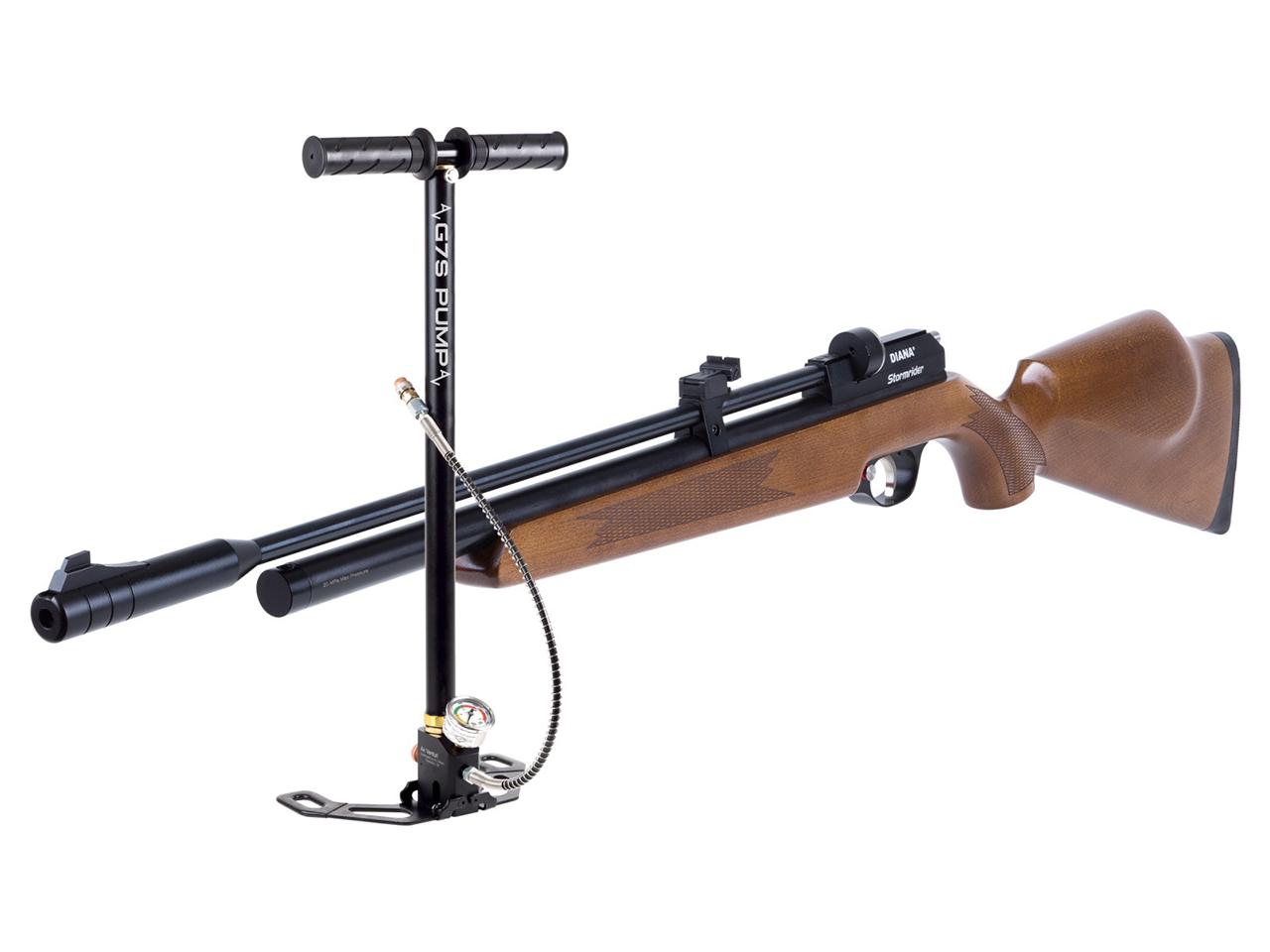 Diana Stormrider PCP Pellet Rifle and Pump Combo