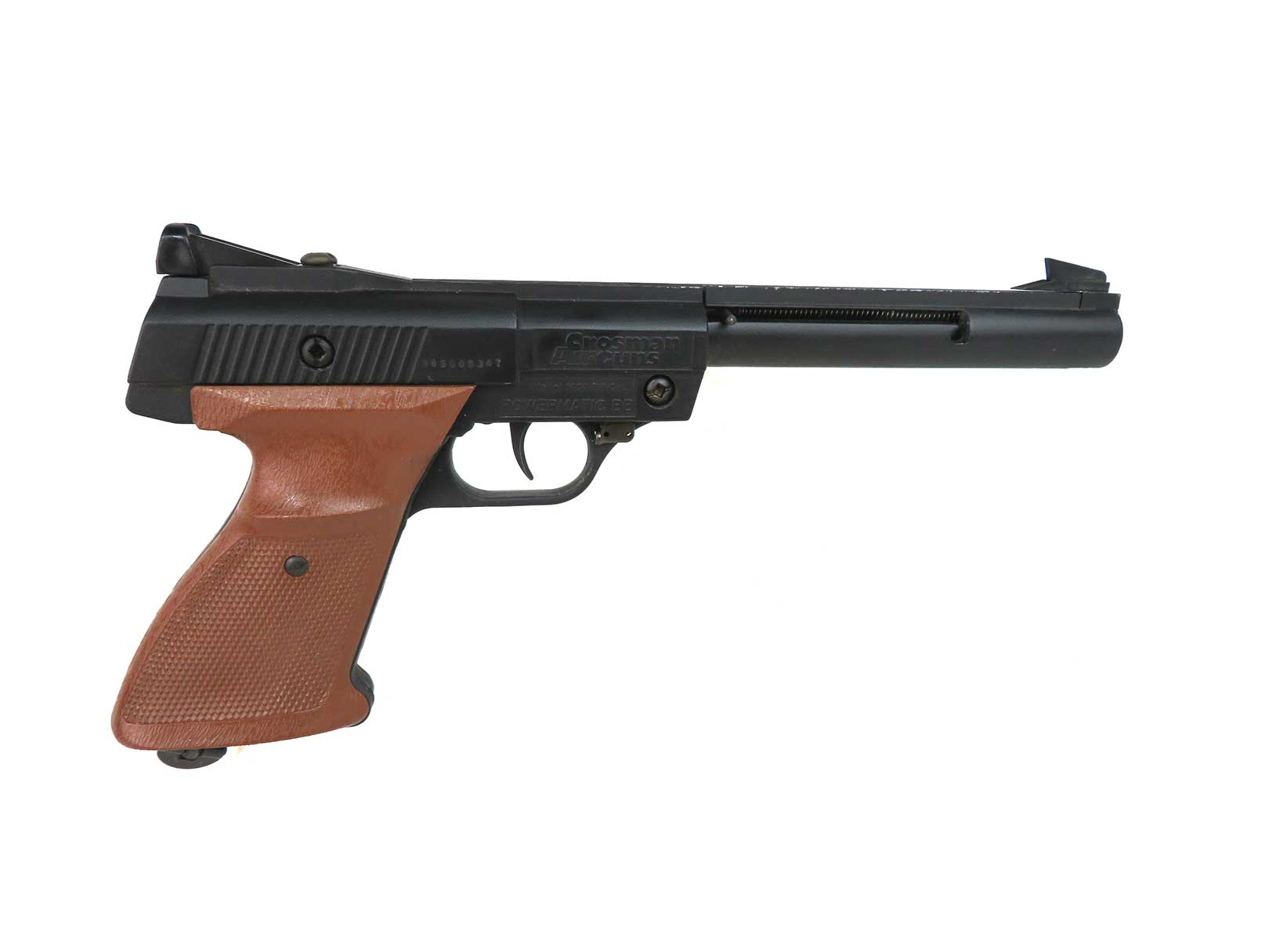 Crosman 1600 Power-Matic C02 BB Gun