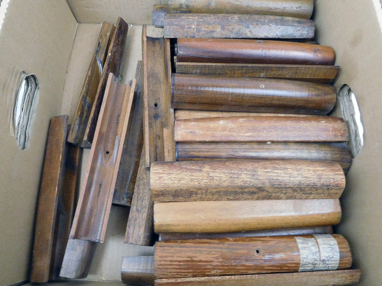 and 111-40 Wood ForearmSKU D181 Daisy 1938 1938B