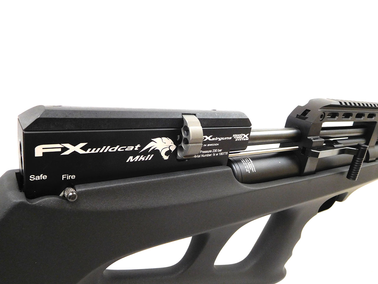FX Wildcat MKII Synthetic  25 Caliber Compact