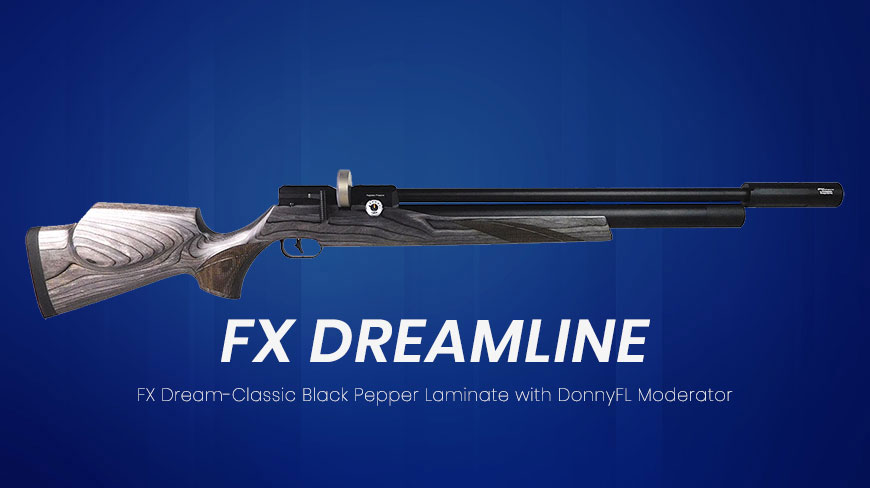 FX DreamClassic Air Rifle t